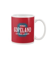 Team COPELAND - Lifetime Member Mug thumbnail