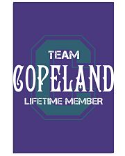 Team COPELAND - Lifetime Member Vertical Poster tile