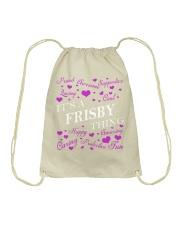 Its a FRISBY Thing - Name Shirts Drawstring Bag thumbnail