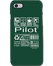 Pilot Phone Case tile