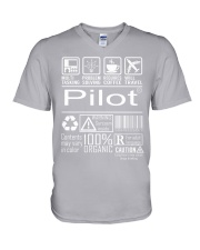 Pilot V-Neck T-Shirt tile