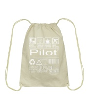 Pilot Drawstring Bag thumbnail
