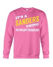Its a SANDERS Thing - Name Shirts Crewneck Sweatshirt thumbnail