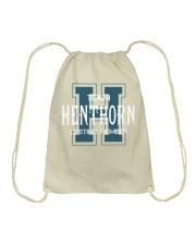 Team HENTHORN - Lifetime Member Drawstring Bag thumbnail