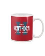 Team HENTHORN - Lifetime Member Mug thumbnail