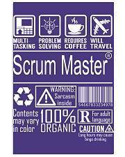 Scrum Master Vertical Poster tile