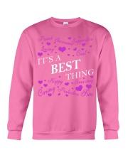 Its a BEST Thing - Name Shirts Crewneck Sweatshirt thumbnail