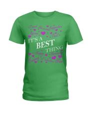 Its a BEST Thing - Name Shirts Ladies T-Shirt thumbnail