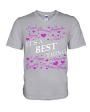 Its a BEST Thing - Name Shirts V-Neck T-Shirt thumbnail