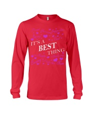 Its a BEST Thing - Name Shirts Long Sleeve Tee thumbnail