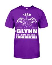 Team GLYNN Lifetime Member - Name Shirts Classic T-Shirt thumbnail