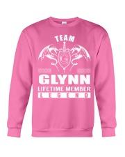 Team GLYNN Lifetime Member - Name Shirts Crewneck Sweatshirt thumbnail