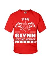 Team GLYNN Lifetime Member - Name Shirts Youth T-Shirt thumbnail