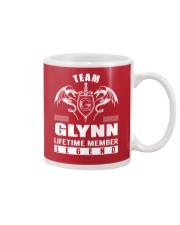 Team GLYNN Lifetime Member - Name Shirts Mug thumbnail