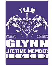 Team GLYNN Lifetime Member - Name Shirts 11x17 Poster thumbnail
