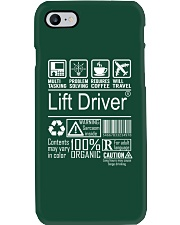 Lift Driver Phone Case thumbnail