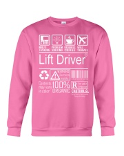 Lift Driver Crewneck Sweatshirt tile