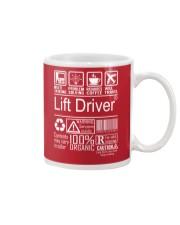 Lift Driver Mug thumbnail