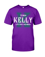 Team KELLY - Lifetime Member Classic T-Shirt thumbnail