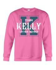 Team KELLY - Lifetime Member Crewneck Sweatshirt thumbnail