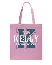 Team KELLY - Lifetime Member Tote Bag thumbnail