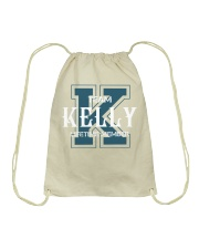 Team KELLY - Lifetime Member Drawstring Bag thumbnail