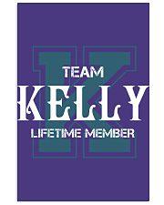 Team KELLY - Lifetime Member 11x17 Poster thumbnail