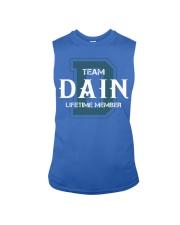 Team DAIN - Lifetime Member Sleeveless Tee thumbnail