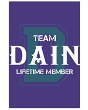 Team DAIN - Lifetime Member 11x17 Poster thumbnail
