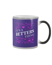 Its a BETTERS Thing - Name Shirts Color Changing Mug tile