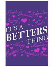 Its a BETTERS Thing - Name Shirts 11x17 Poster thumbnail