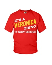 Its a VERONICA Thing - Name Shirts Youth T-Shirt tile