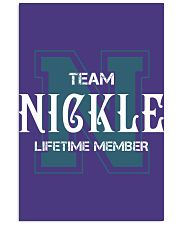 Team NICKLE - Lifetime Member 11x17 Poster thumbnail