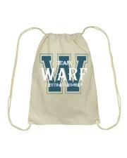Team WARF - Lifetime Member Drawstring Bag thumbnail