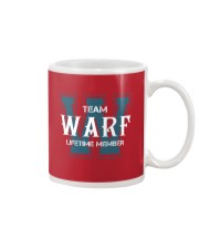 Team WARF - Lifetime Member Mug thumbnail