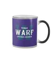 Team WARF - Lifetime Member Color Changing Mug thumbnail