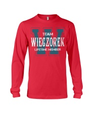 Team WIECZOREK - Lifetime Member Long Sleeve Tee tile