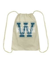 Team WIECZOREK - Lifetime Member Drawstring Bag tile