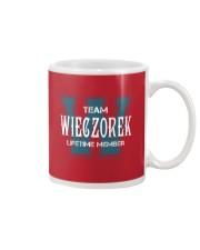 Team WIECZOREK - Lifetime Member Mug thumbnail