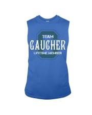 Team GAUCHER - Lifetime Member Sleeveless Tee thumbnail