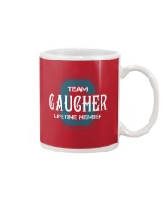 Team GAUCHER - Lifetime Member Mug thumbnail