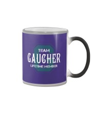 Team GAUCHER - Lifetime Member Color Changing Mug thumbnail