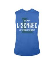 Team LISENBEE - Lifetime Member Sleeveless Tee thumbnail