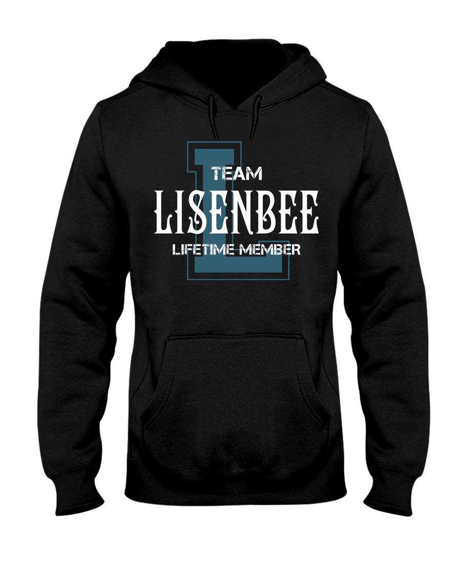 Team LISENBEE - Lifetime Member Hooded Sweatshirt