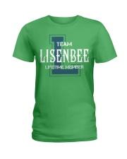 Team LISENBEE - Lifetime Member Ladies T-Shirt thumbnail