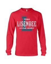 Team LISENBEE - Lifetime Member Long Sleeve Tee thumbnail