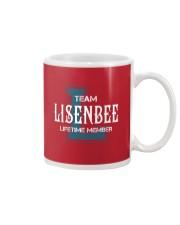 Team LISENBEE - Lifetime Member Mug thumbnail