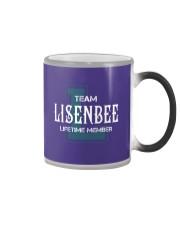 Team LISENBEE - Lifetime Member Color Changing Mug thumbnail