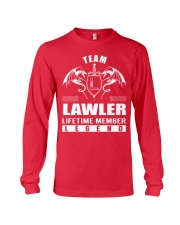 Team LAWLER Lifetime Member - Name Shirts Long Sleeve Tee thumbnail