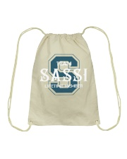 Team SASSI - Lifetime Member Drawstring Bag thumbnail